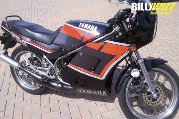 Yamaha Motorbike Collection